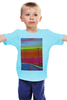 "Детская футболка классическая унисекс ""Route 66"" - арт, дорога, road, route 66"