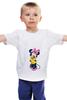 """Детская футболка классическая унисекс """"Minnie"""" - fun, nice"""