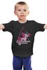 """Детская футболка классическая унисекс """" Clockwork Pinkie """" - clockwork orange, заводной апельсин, mlp, пони"""