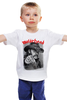 "Детская футболка классическая унисекс ""Motorhead"" - heavy metal, хэви метал, motorhead, lemmy, моторхэд"