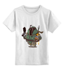 """Детская футболка классическая унисекс """"Fat Boba Fett"""" - star wars, boba fett, звёздные войны, обжорство, бобба фетт"""