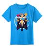 """Детская футболка классическая унисекс """"Invoker Dota 2"""" - игры, dota 2, инвокер, invoker, дота 2"""