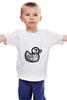 """Детская футболка """"""""No Kidding!"""" T-Shirt"""" - арт, игрушки, камуфляж, милитари, утка"""