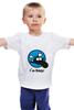 """Детская футболка классическая унисекс """"Я плохая"""""""