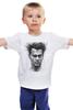 """Детская футболка """"Johnny Depp"""" - кино, джонни депп, johnny depp, актёр, режиссёр"""