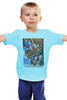 """Детская футболка """"Futurama / Футурама"""" - мультфильм, футурама, futurama, фантастика, kinoart"""