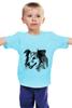 """Детская футболка """"Преданность"""" - dog, пес, собака, loyalty, best friend"""