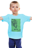"""Детская футболка классическая унисекс """"Hulk / Халк"""" - кино, hulk, marvel, халк, kinoaet"""