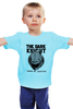 """Детская футболка классическая унисекс """"Темный Рыцарь (Бэтмен)"""" - batman, бетмен"""