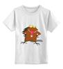 """Детская футболка классическая унисекс """"The Angry Beavers"""" - бобер, бобры, крутые бобры, the angry beavers"""