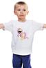 "Детская футболка классическая унисекс ""My Little Pony - Fluttershy (Флаттершай)"" - pony, mlp, пони, флаттершай"