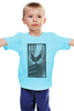 """Детская футболка классическая унисекс """"Batman"""" - batman, винтаж, фильмы, бэтмен, kinoart"""