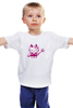 "Детская футболка классическая унисекс ""Hello Kitty Devil"" - hello kitty, devil"