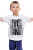 "Детская футболка классическая унисекс ""кристина агелера"" - music, christina aguilera"