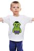 """Детская футболка классическая унисекс """"Невероятный Халк (Мстители)"""" - hulk, мстители, avengers, халк"""