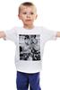 "Детская футболка классическая унисекс ""Одри и Мэрилин"" - ретро, мерлин монро, одри хепберн"