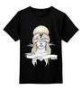 """Детская футболка классическая унисекс """"Lady Gaga Venus"""" - арт, space, girl, venus, венера, выделись, lady gaga, леди гага, гага, artpop"""