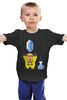 "Детская футболка ""Heisenberg (Breaking Bad)"" - во все тяжкие, breaking bad, heisenberg"