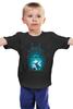 """Детская футболка классическая унисекс """"Лесные Духи"""" - лес, аниме, тоторо, totoro, мой сосед тоторо"""