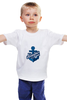 "Детская футболка ""ХК ""Адмирал"""" - хоккей, кхл, адмирал"
