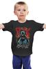 """Детская футболка классическая унисекс """"Зомби Геймер"""" - череп, зомби, игры, геймер"""