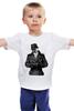 "Детская футболка ""хранители"" - комикс, хранители, watchmen"
