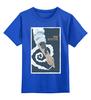"""Детская футболка классическая унисекс """"Настоящий детектив (True Detective)"""" - true detective, настоящий детектив"""