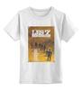 """Детская футболка классическая унисекс """"Magnificent Seven"""" - винтаж, вестерн, ковбои, kinoart, великолепная семерка"""