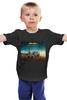 """Детская футболка классическая унисекс """"Безумный Макс / Nux"""" - авто, mad max, безумный макс, kinoart, nux"""