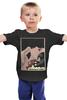 """Детская футболка классическая унисекс """"Супермен (и тд)"""" - comics, girl, комикс, тату"""