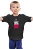 """Детская футболка классическая унисекс """"ФитПит.рф - Спортивное питание"""" - бег, спорт, фитнес, run, кросфит"""