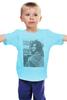 """Детская футболка классическая унисекс """"Софи Лорен"""" - фото, портрет, kinoart, софи лорен, sophia loren"""