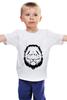 """Детская футболка классическая унисекс """"""""Я - интересный большой кот"""""""" - кот, лев"""