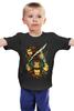 """Детская футболка классическая унисекс """"Хоббит (The Hobbit)"""" - хоббит, the hobbit"""