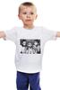 """Детская футболка классическая унисекс """"Нирвана"""" - grunge, гранж, арт, nirvana, kurt cobain"""