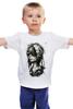 """Детская футболка классическая унисекс """"Стим-панк"""" - арт, рисунок, девушке, steampunk, стимпанк, паропанк"""