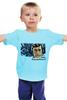 """Детская футболка классическая унисекс """"Владимир Высоцкий"""" - поэт, высоцкий, актёр, владимир высоцкий, бард"""