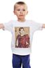 """Детская футболка классическая унисекс """"Джейме Ланнистер"""" - игра престолов, game of thrones, ланнистер, джейме ланнистер"""