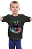 """Детская футболка классическая унисекс """"Дарт Вейдер """" - star wars, звездные войны, дарт вейдер"""