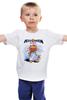 "Детская футболка ""Helloween ( rock band )"" - heavy metal, helloween, рок музыка, хэви метал, хэлловин"