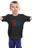 "Детская футболка ""Furious 7"" - форсаж, ride or die, вин дизель, пол уокер"