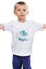 """Детская футболка """"Celestia"""" - my little pony"""