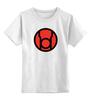 """Детская футболка классическая унисекс """"красный фонарь"""" - comics, red, мультфильм, белый, красный, комиксы, кино, белая, мульт, dc"""
