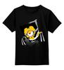 """Детская футболка классическая унисекс """"Миньоны Minions"""" - росомаха, миньоны, wolverine"""