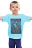 """Детская футболка классическая унисекс """"Evil Dead / Зловещие мертвецы"""" - зомби, ужасы, evil dead, kinoart, зловещие мертвецы"""