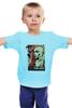 "Детская футболка классическая унисекс ""Obey Khaleesi (Game of Thrones)"" - obey, игра престолов, game of thrones, дейенерис таргариен, кхалиси"