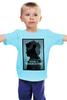 "Детская футболка ""Девушка с татуировкой дракона"" - дракон, tattoo, тату, афиша, kinoart"