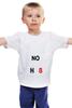 "Детская футболка ""NOH8"" - noh8, lgbt, протест"