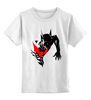 """Детская футболка классическая унисекс """"Bad Batman (Плохой Бэтман)"""" - batman, бэтмен"""