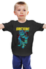 """Детская футболка """"Art Horror"""" - skull, череп, ужасы, against, игральные кости"""